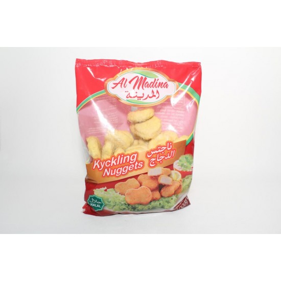 Al Madina Kyckling Nuggets 1kg (Halal)