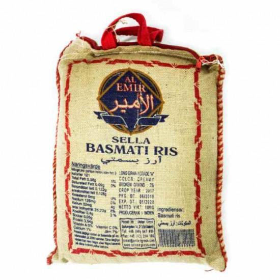 Al Emir Basmati Ris 10kg