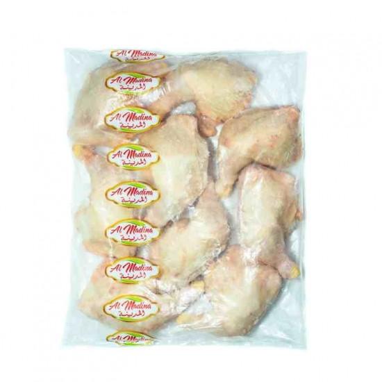 Al Madina Kyckling Klubbor 4 kg